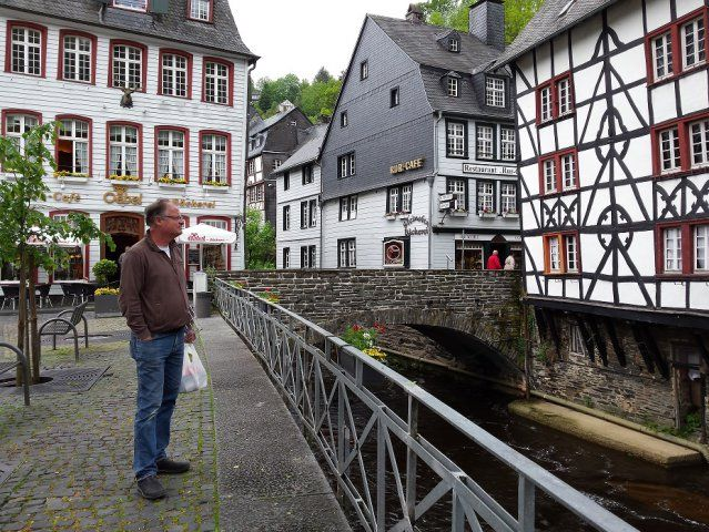 Rogier in Monschau